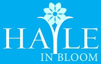 Hayle in Bloom flag